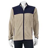 Big & Tall Croft & Barrow Artic Fleece Jacket