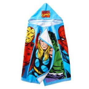Marvel Hooded Towel