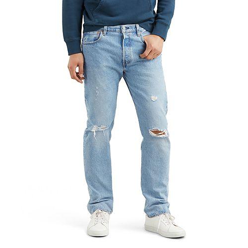 de29563c Men's Levi's® 501™ Original Fit Stretch Jeans
