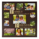 """New View """"Family Friends"""" 11-Opening Photo Collage"""