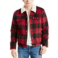 Men's Levi's® Type 3 Sherpa Trucker Jacket