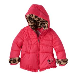 Baby Girl ZeroXposur Hooded Puffer Jacket