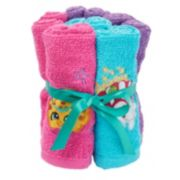 Shopkins 6-pack Washcloths