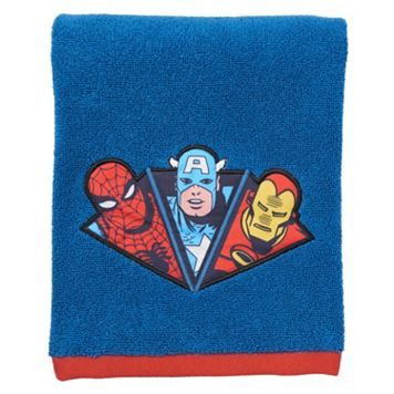 Marvel Bath Towel