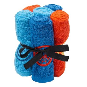 Marvel 6-pack Washcloths