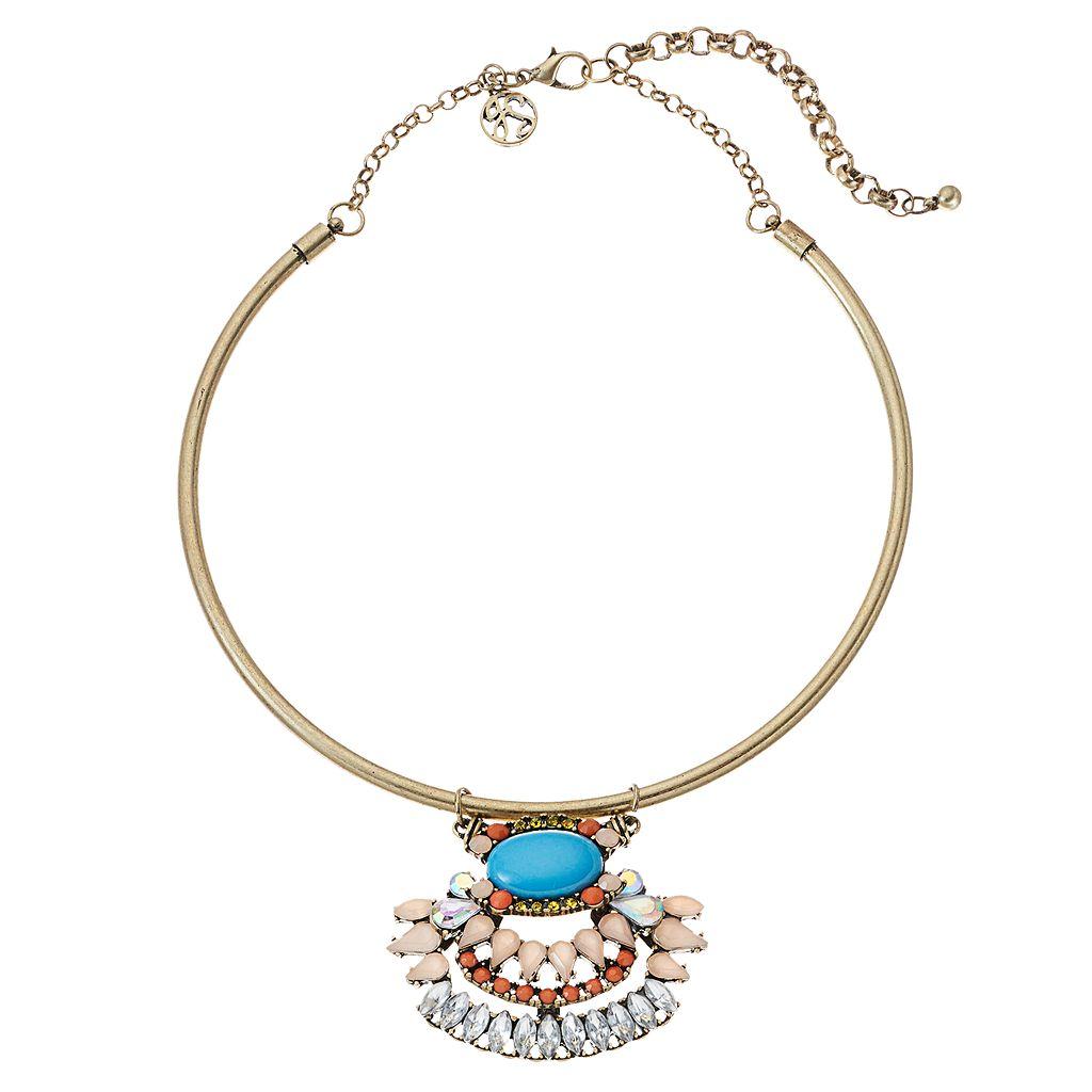 GS by gemma simone Collar Necklace