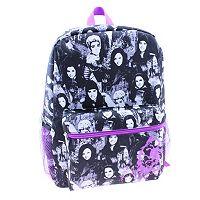 Disney's Descendants Kids Black & White Backpack