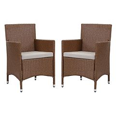 Safavieh Kendrick Outdoor Chair 2-piece Set