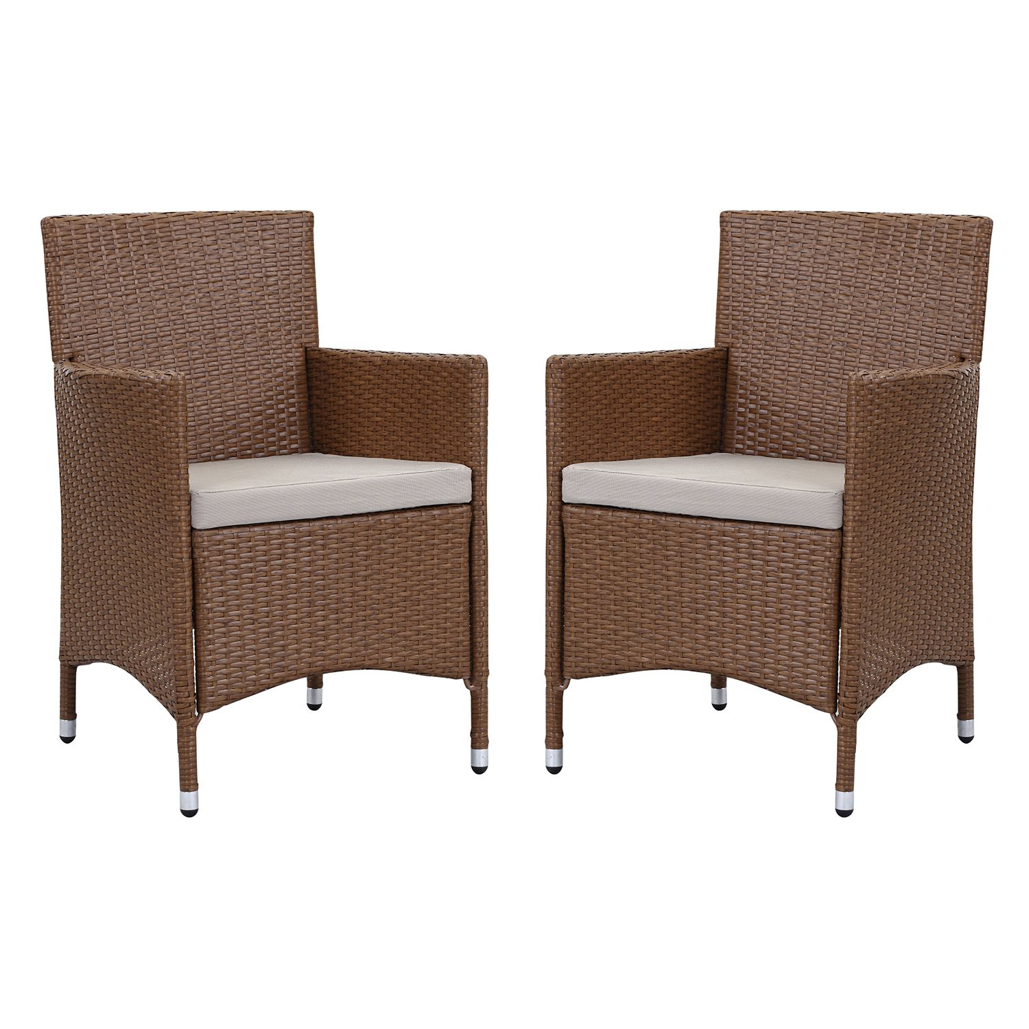 Safavieh Kendrick Outdoor Chair 2 Piece Set