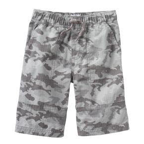 Boys 4-7x SONOMA Goods for Life? Camouflage Ripstop Shorts
