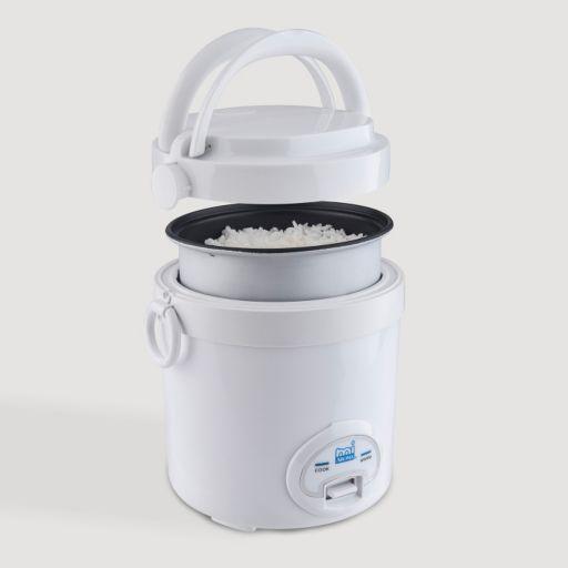 Aroma Digital 3-Cup Mini Rice Cooker