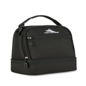 High Sierra Stacked Compartment Lunch Bag