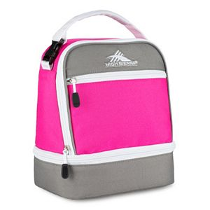 15 99 Regular 32 00 High Sierra Stacked Compartment Lunch Bag