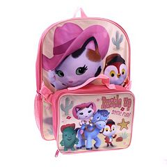 Disney's Sheriff Callie's Wild West Kids Backpack & Lunch Bag Set