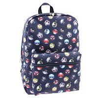 Kids Marvel Icon Superhero Backpack