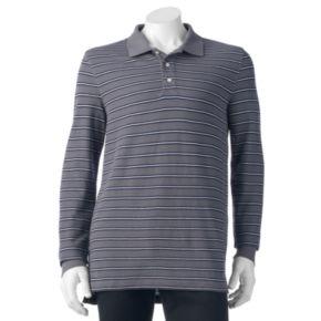 Men's Croft & Barrow® Classic-Fit Yarn-Dyed Striped Polo