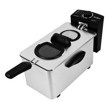 Chef Buddy 3.5-Liter Deep Fryer