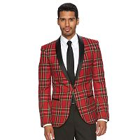 Men's WD.NY Slim-Fit Notch-Collar Tuxedo Jacket