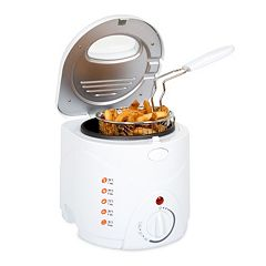 Chef Buddy Classic Cuisine 1-Liter Deep Fryer