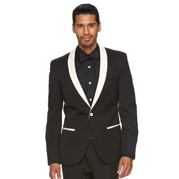 Men's WD.NY Slim-Fit Shawl-Collar Tuxedo Jacket