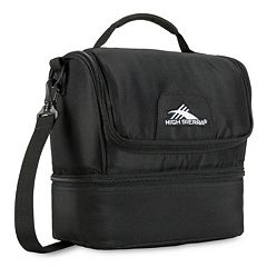 High Sierra Double-Decker Lunch Bag