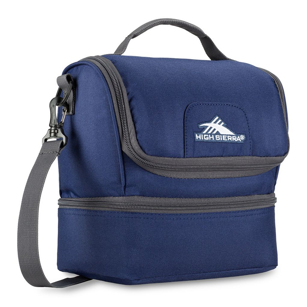 High Sierra Double-Decker Lunch Bag