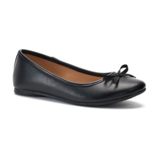SO® Spicee Girls' Ballet Flats