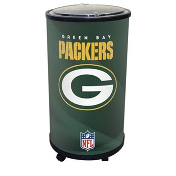 Green Bay Packers Ice Barrel Cooler