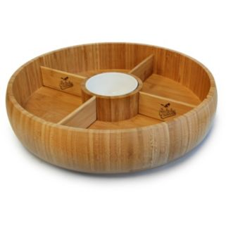Baltimore Orioles Lazy Susan Dip Tray