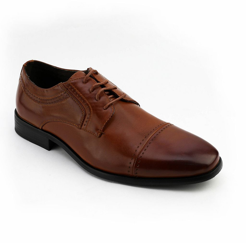 XRay Fleet Men's Cap-Toe Oxford Shoes