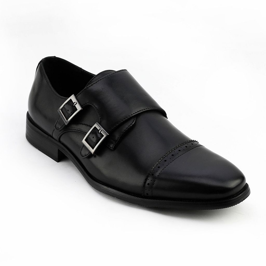 XRay Kimble Men's Monk-Strap Dress Shoes