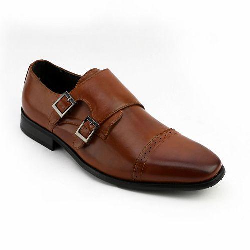 XRay Kimble Men's Monk-Strap Dress Shoes