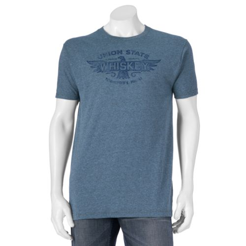 "Men's SONOMA Goods for Life™ ""Union State Whiskey"" Tee"