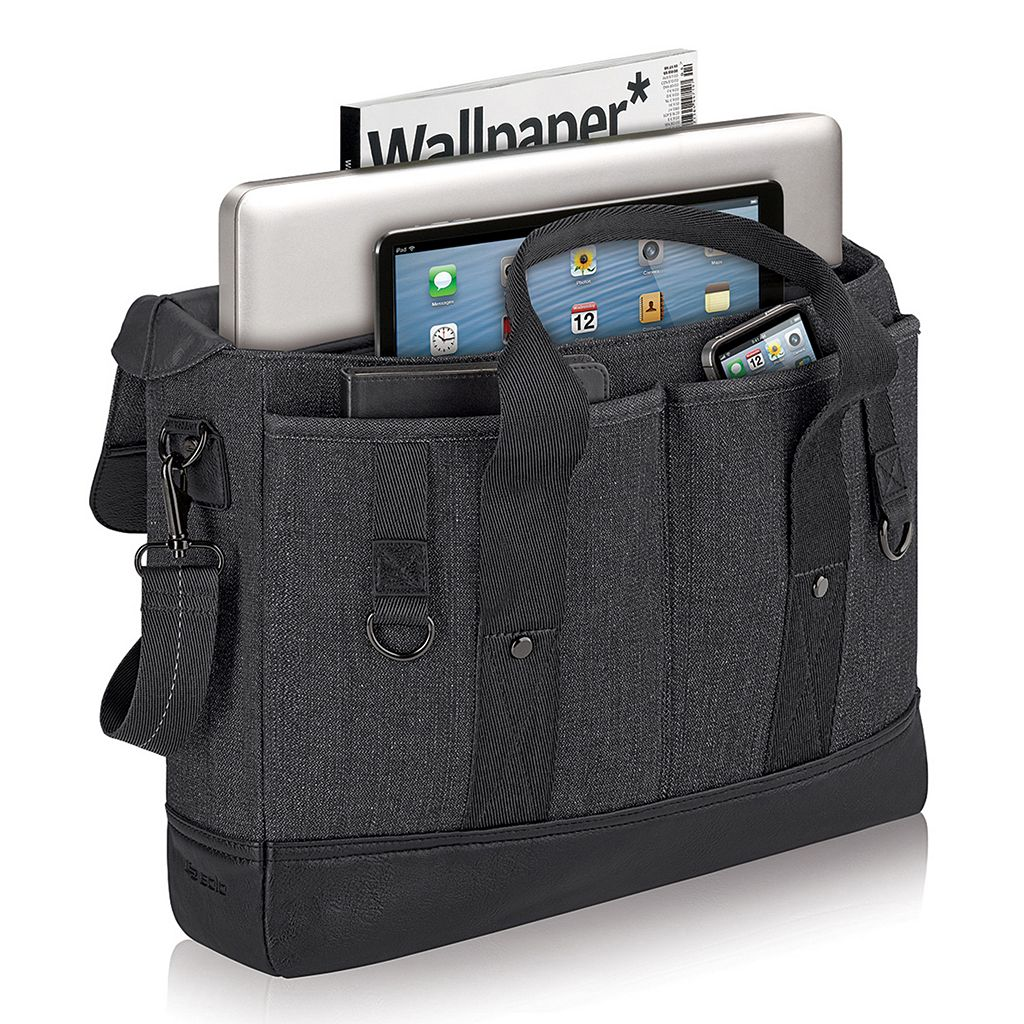 Solo Bradford Hybrid Laptop Briefcase