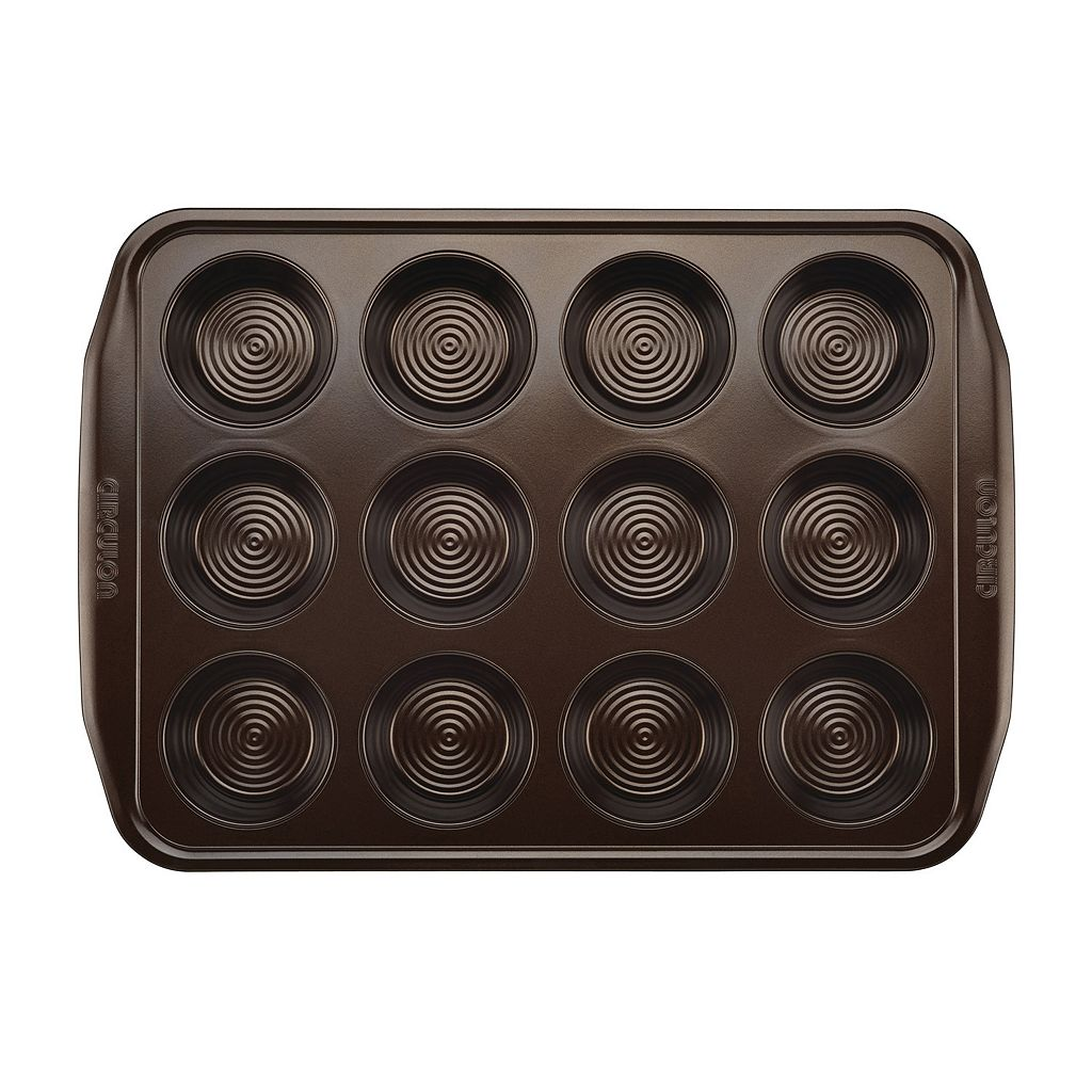 Circulon Symmetry 12-Cup Nonstick Muffin Pan