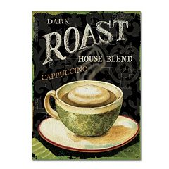 Trademark Fine Art Today's Coffee III Canvas Wall Art