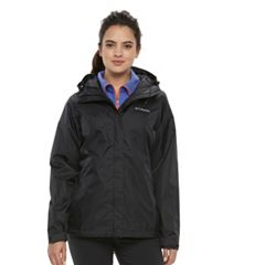 Women's Columbia Grey Skies Waterproof Jacket