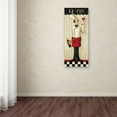 Trademark Fine Art Chef's Masterpiece I Canvas Wall Art