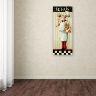Trademark Fine Art Chef's Masterpiece III Canvas Wall Art