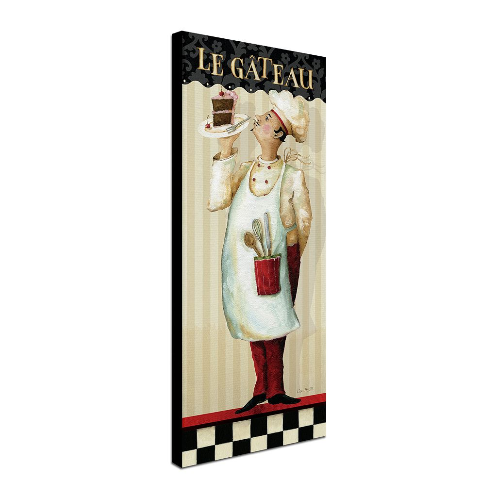 Trademark Fine Art Chef's Masterpiece IV Canvas Wall Art