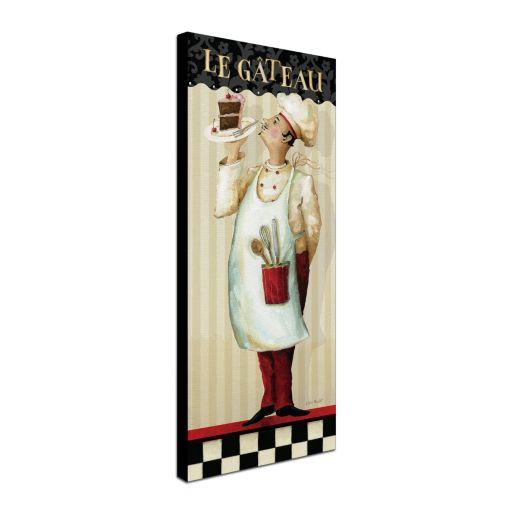 Trademark Fine Art Chef's Masterpiece IV Canvas Wall Art