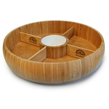 Colorado Rockies Lazy Susan Dip Tray