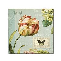 Trademark Fine Art Mother's Treasure I Canvas Wall Art