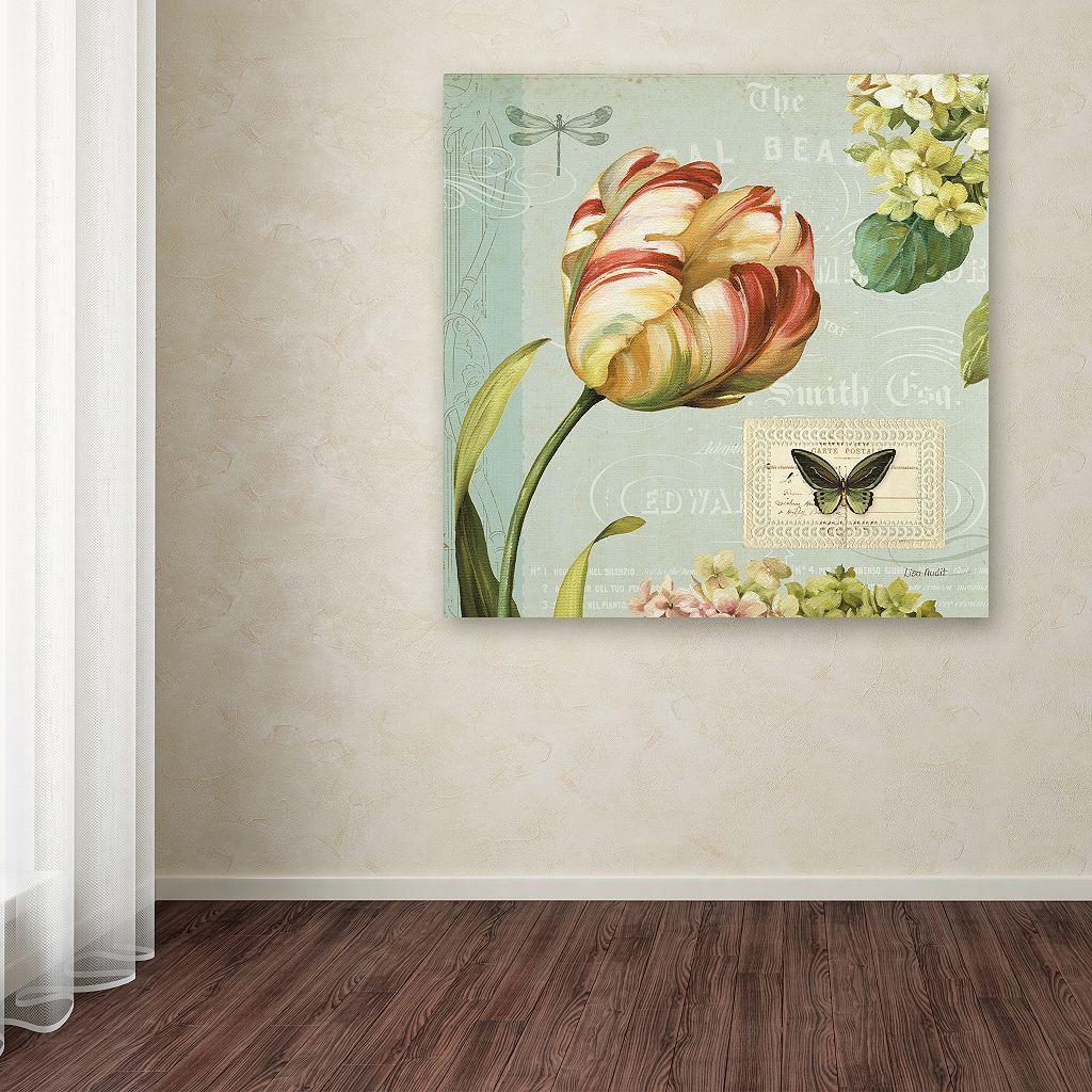 Trademark Fine Art Mother's Treasure I Canvas Wall Art