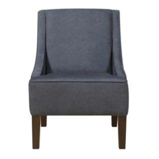 Pulaski Darkwash Denim Accent Chair