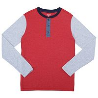Boys 4-7 French Toast Colorblocked Henley