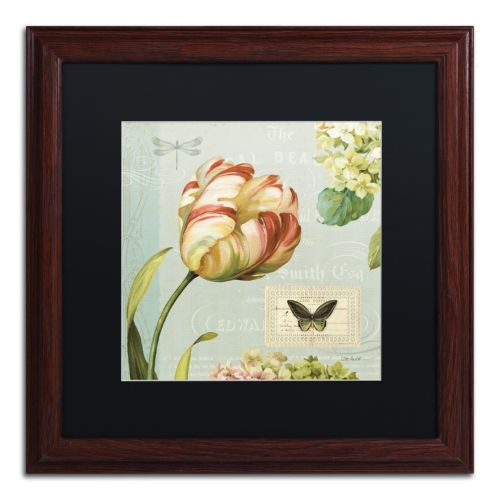Trademark Fine Art Mother's Treasure I Matted Framed Wall Art