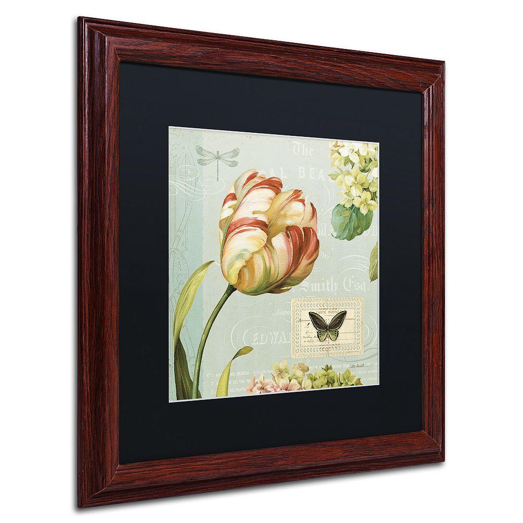 Trademark Fine Art Mother's Treasure I Matted Framed Wall Art