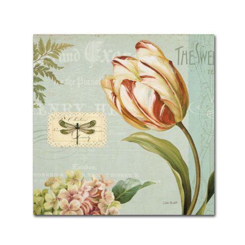 Trademark Fine Art Mother's Treasure II Canvas Wall Art