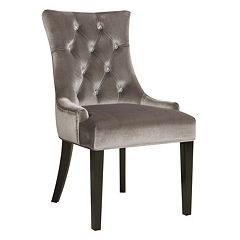 Pulaski Button Tufted Dining Chair